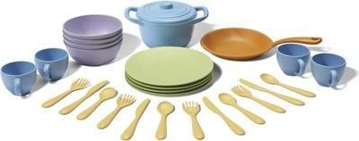 Eco-Friendly Cookware Set - 27 Pieces - louisekool