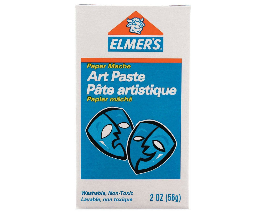 Elmer's Paper Mache Powder Glue - louisekool