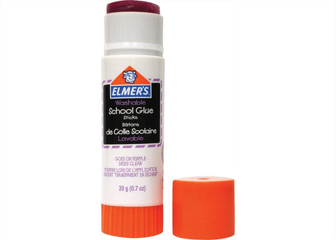 Elmer's Purple School Glue Stick - louisekool