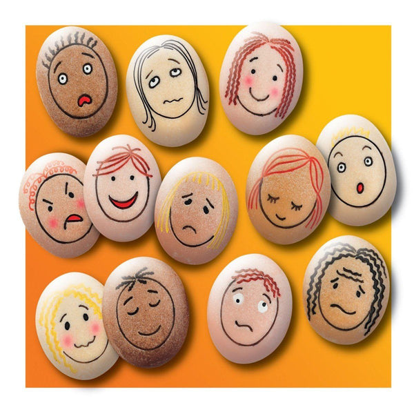 Emotion Stones - Set of 12 - louisekool