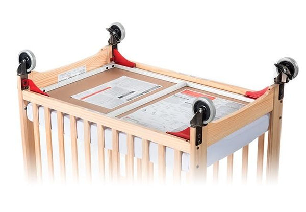 Evacuation Frame for Serenity® Compact Cribs - louisekool