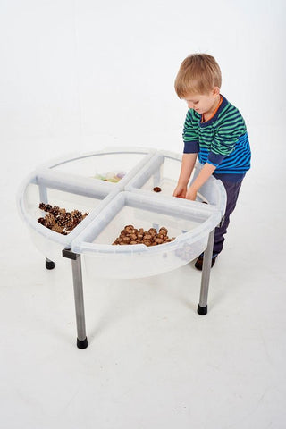 Exploration Circle Set with Clear Trays - louisekool