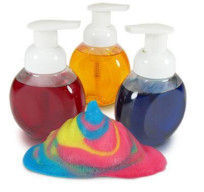 Foam Paint Bottles - Set of 3 - louisekool