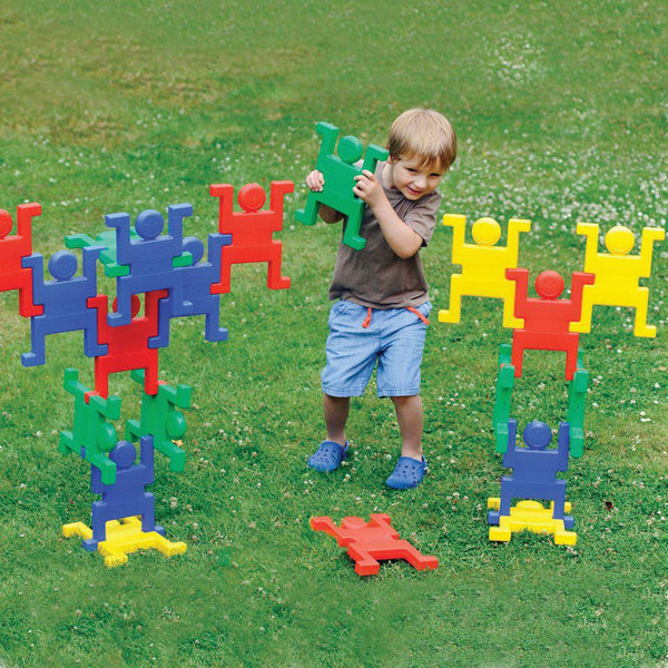 Giant Acrobats - 20 Piece Set - louisekool