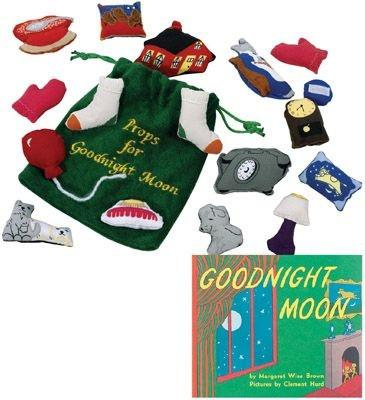 Goodnight Moon Storytelling Book Set - louisekool