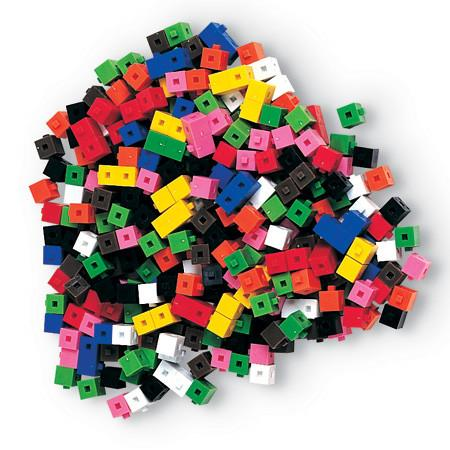 Gram Unit Cubes - 1000 Pieces - louisekool
