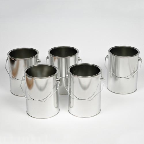 Heuristic Material Buckets - Set of 5 - louisekool