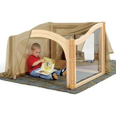 Hideaway Cube by Community Playthings - louisekool