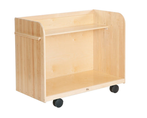 Hollow Block Cart by Community Playthings - louisekool
