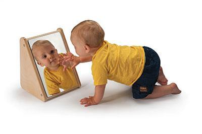 Infant Mirror Stand - louisekool