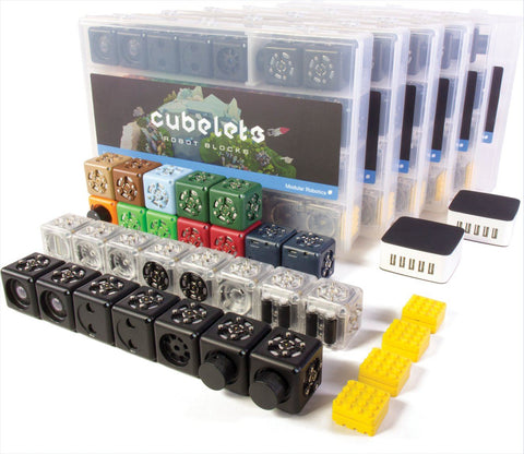Inspired Inventors Cubelets Educator Pack - louisekool