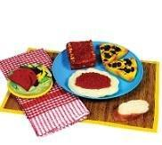 Italian Play Food (Set of 7) - louisekool