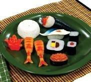 Japanese Play Food (Set of 10) - louisekool