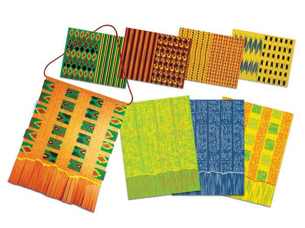 Kente Weaving Mats - louisekool