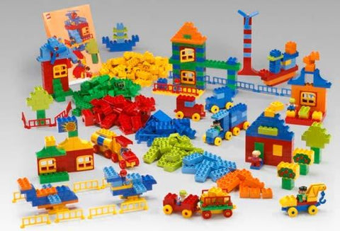 Lego Duplo© Extra-Large Bulk Set - 550 Pieces - louisekool