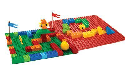 Lego Duplo® Building Plates - Set of 2 - louisekool