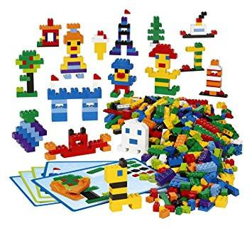 Lego© Bricks Set of 1000 - louisekool