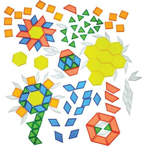 Light Table Pattern Blocks - louisekool