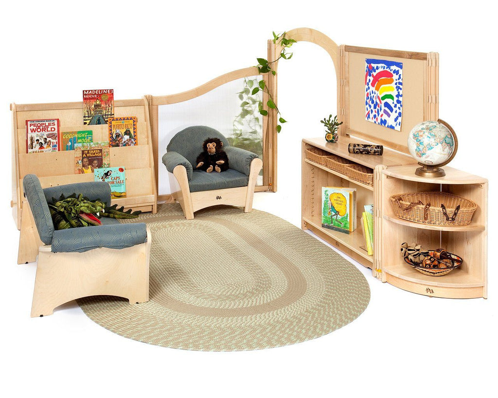 Literacy Corner by Community Playthings - louisekool