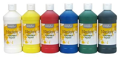 Little Masters Washable Tempera Paint - 473ml - louisekool