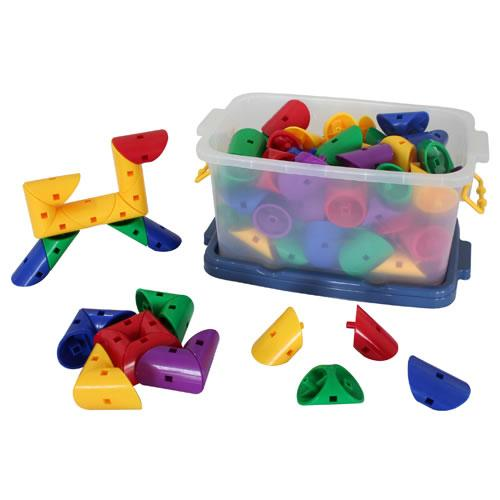 Magic Connectors - 90 Pieces - louisekool
