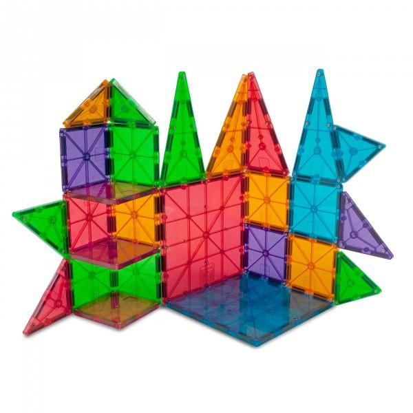 Magna-Tiles© Clear Colours Set - louisekool