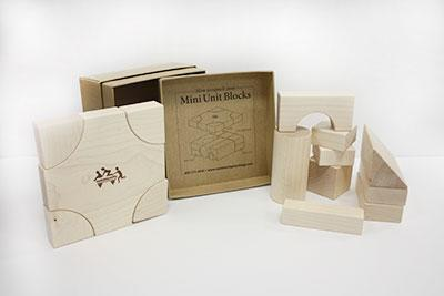 Mini Unit Block Sampler by Community Playthings - louisekool