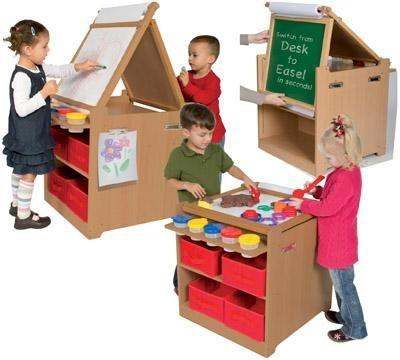 Multi-Functional Art Easel - louisekool