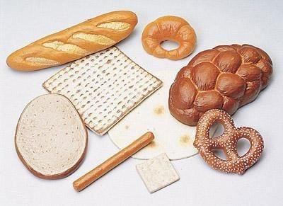 Multicultural Bread Set - 9 Pieces - louisekool