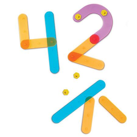 Number Construction Activity Set - louisekool
