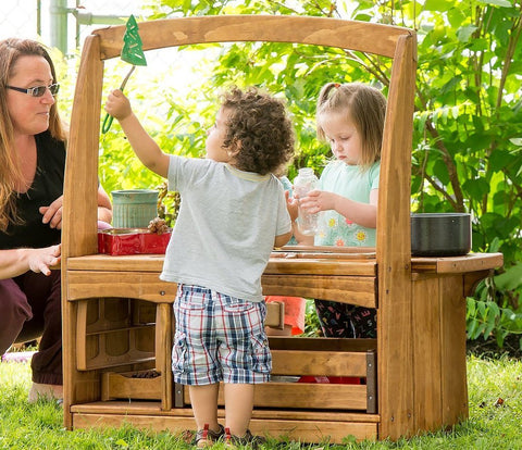 "Outlast Mud Kitchen Junior 45 cm (18"") by Community Playthings - louisekool"