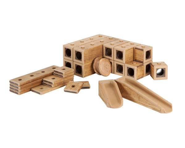 Outlast Starter Block Set of 27 by Community Playthings - louisekool