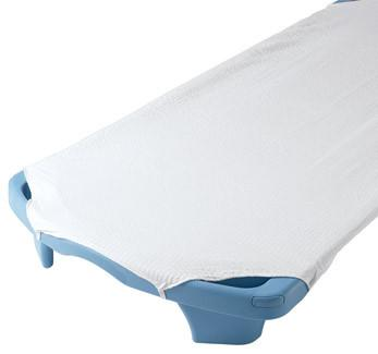 Plain White Cot Sheets and Blankets - louisekool