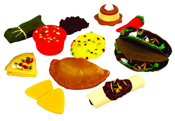 Play Food From Around The World - louisekool