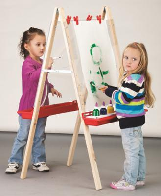 Plexi-Glass Dual Easel - louisekool