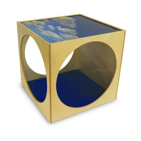 Plexi Top Play House Cube - louisekool