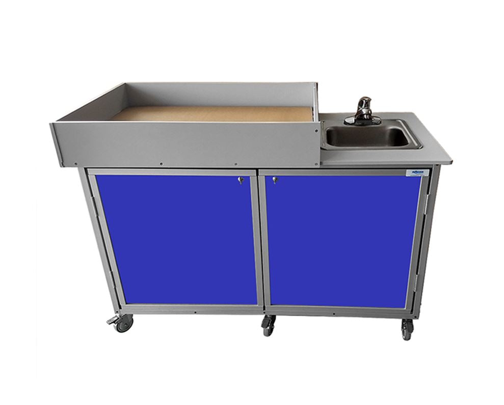 Portable Sink and Change Table - louisekool