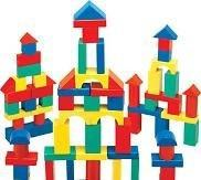 Primary Coloured Table Blocks - Set of 100 - louisekool