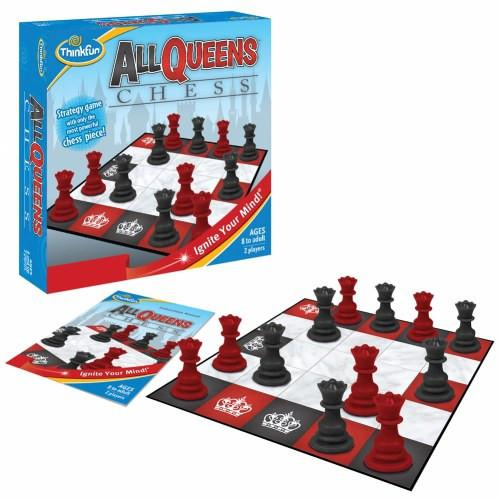 Queen's Chess - louisekool