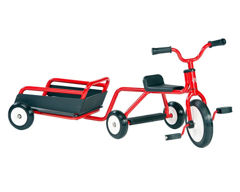 Roadstar I Tricycle and Trailer By Community Playthings - louisekool