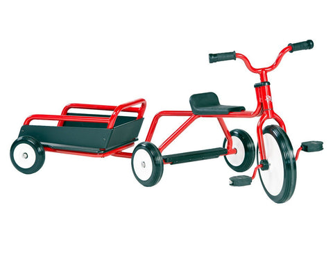 Roadstar II Tricycle and Trailer By Community Playthings - louisekool