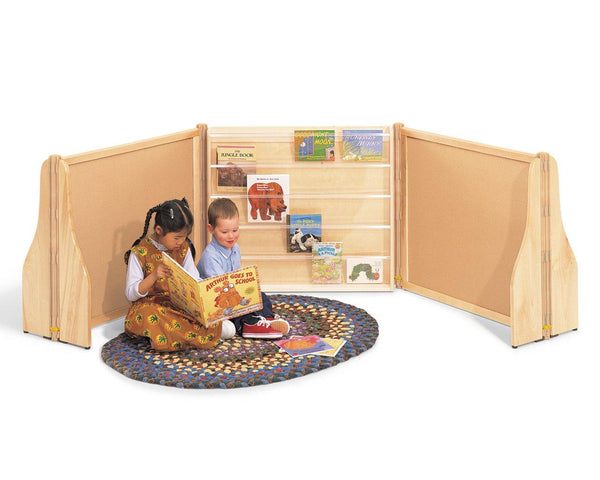 Roomscapes Library Panel by Community Playthings - louisekool