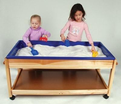 Sand and Water Play Table - louisekool