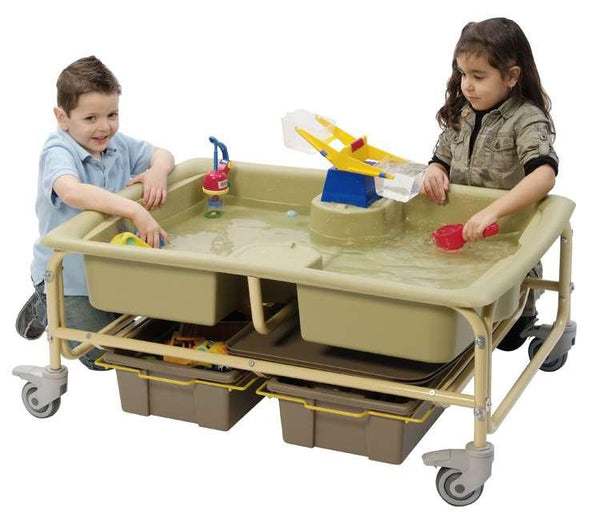 Sand and Water Sensory Center - louisekool