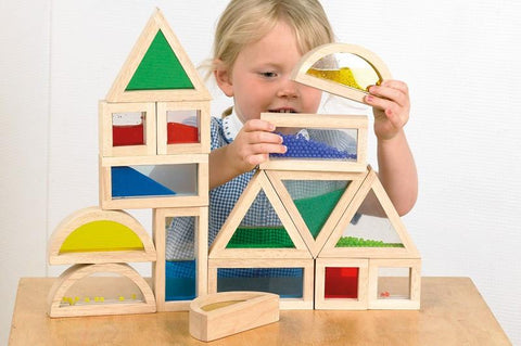 Sensory Blocks - Set of 16 - louisekool