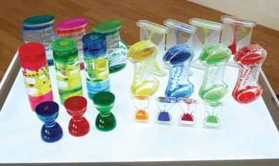 Sensory Liquid Complete Set of 21 - louisekool
