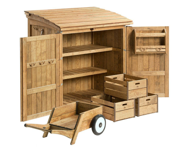 Shed and Storage Set by Community Playthings - louisekool