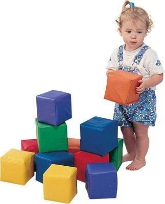 Softie Blocks - Set of 12 - louisekool
