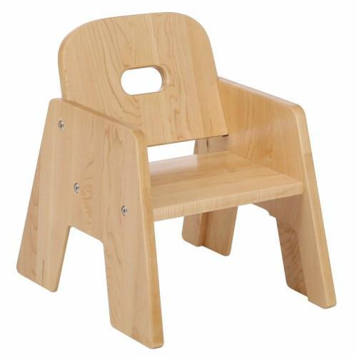 Solid Maple Chairs Set - louisekool