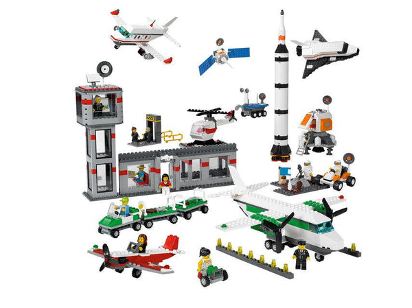 Space and Airport Set of 1176 - louisekool
